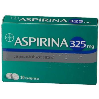 Aspirina 03* 10C 325MG Tamponata