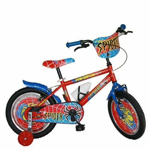 Bici Regina Spider 16'' GVC-2085 CT1