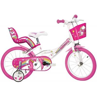 Bici Regina Unicorno 16'' GVC-2097 CT1