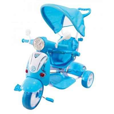 Triciclo Scooter Blu GVC-5192