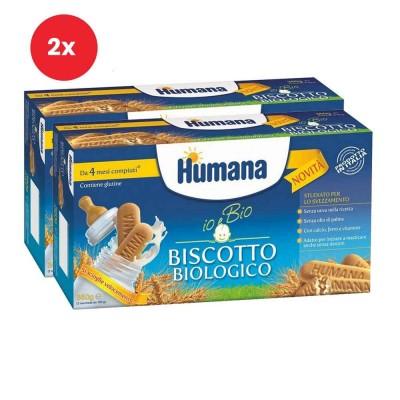 Biscotto Biologico HUMANA 360 gr