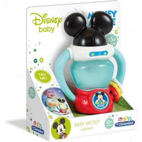 Baby Mickey Lanterna Interattiva