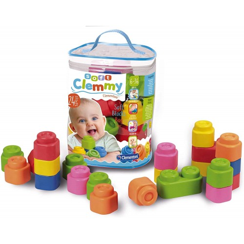 Baby Clemmy Sacca 24 Mattoncini
