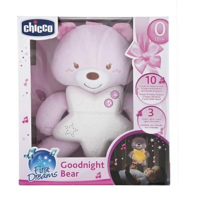 Goodnight Bear Rosa