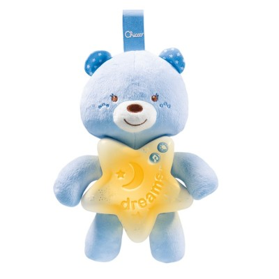 Goodnight Bear Azzurro